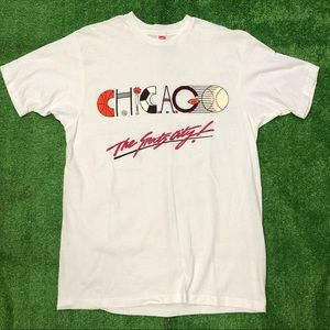 Vintage Chicago The Sports City Tee